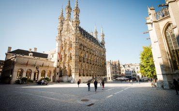 Stadhuis © Toerisme Leuven