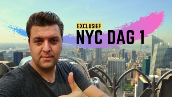 NYC DAG 1